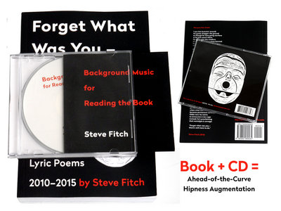 """Forget What Was You – There's Still More to Do"" Book + ""Background Music"" CD main photo"