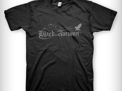 Black Autumn logo shirt main photo