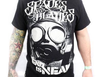 Gas Mask Tee main photo