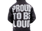 Crest - Proud To Be Loud Hoodie photo