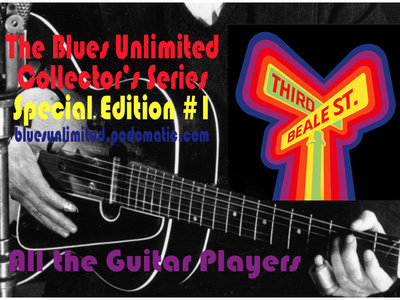 """All The Guitar Players"" - A Fund Raiser for Blues Unlimited (The Radio Show) main photo"