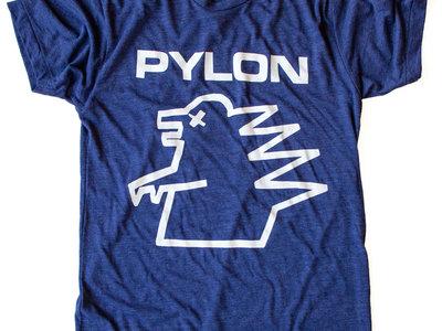 """PYLON """"Dinosaur"""" t-shirt main photo"""
