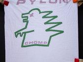 """PYLON """"Dinosaur"""" t-shirt photo"""