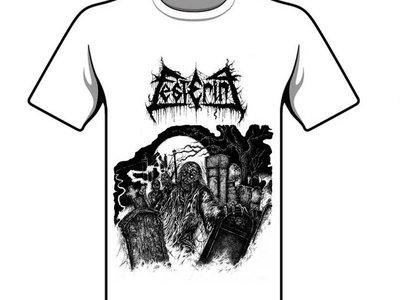 White Festering T-shirt main photo