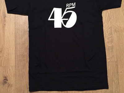 45 rpm t shirt main photo