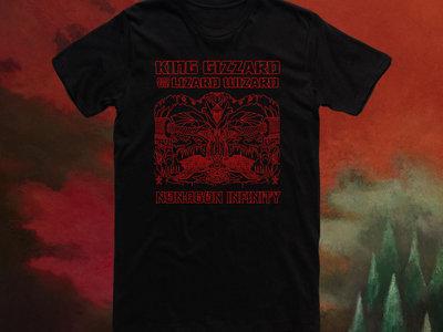 Nonagon Infinity T-shirt main photo