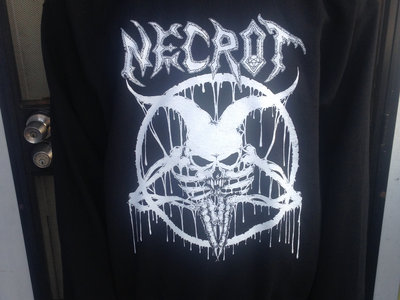 Necrot Crew Neck Sweatshirt main photo