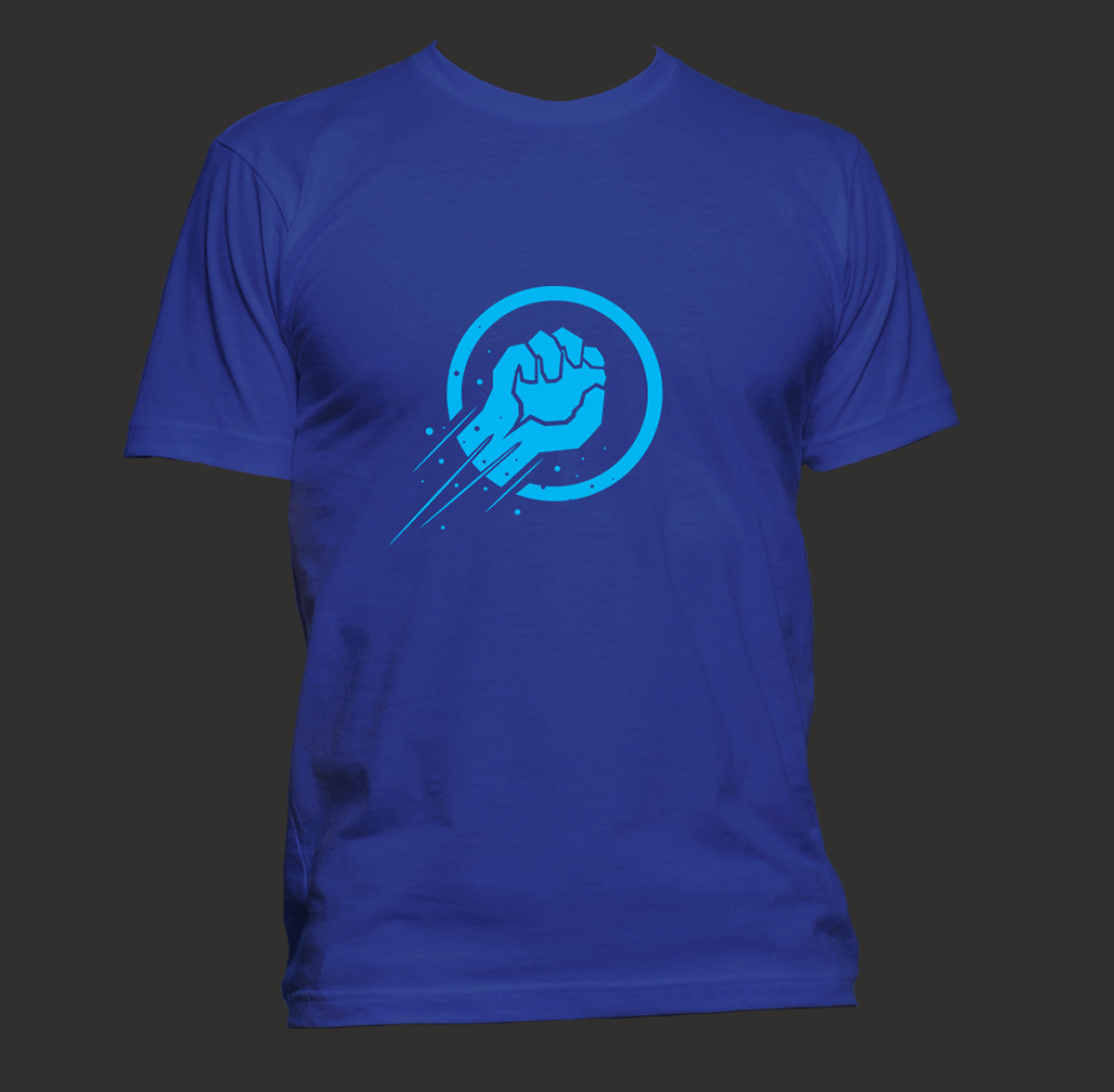 Crystal Fist Logo T Shirt Main Photo