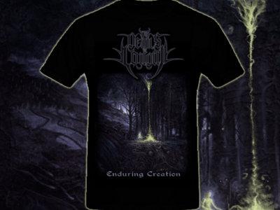 'Enduring Creation' Digipak CD + Album Artwork T-Shirt Bundle main photo