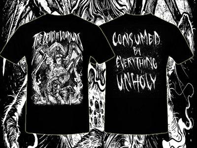 Chaos Witch Quelaag Shirt main photo