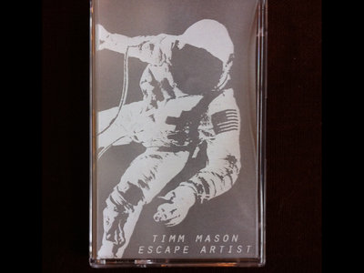 Timm Mason - Escape Artist main photo