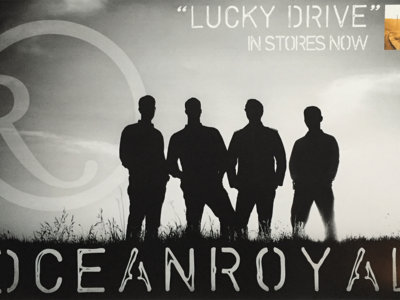 'Lucky Drive' 2013 Promo Poster main photo