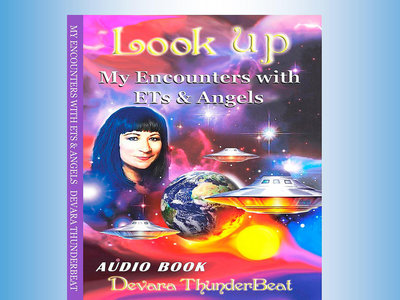 AUDIO BOOK - MY ENCOUNTERS WITH ETs & ANGELS main photo