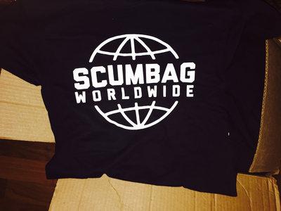Scumbag Worldwide Logo Tee main photo