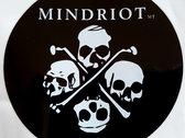 "MindRiot Mt. ""Skulls"" sticker photo"