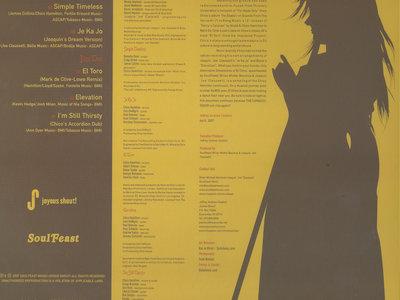 "Chico Hamilton -  The Alternative Dimensions of EL Chico -  2x12"" Vinyl Release "" SPECIAL CLASSIC "" main photo"