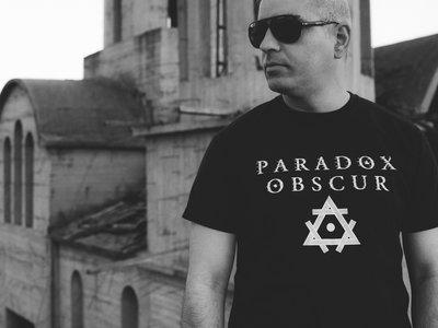 Paradox Obscur logo T-shirt main photo