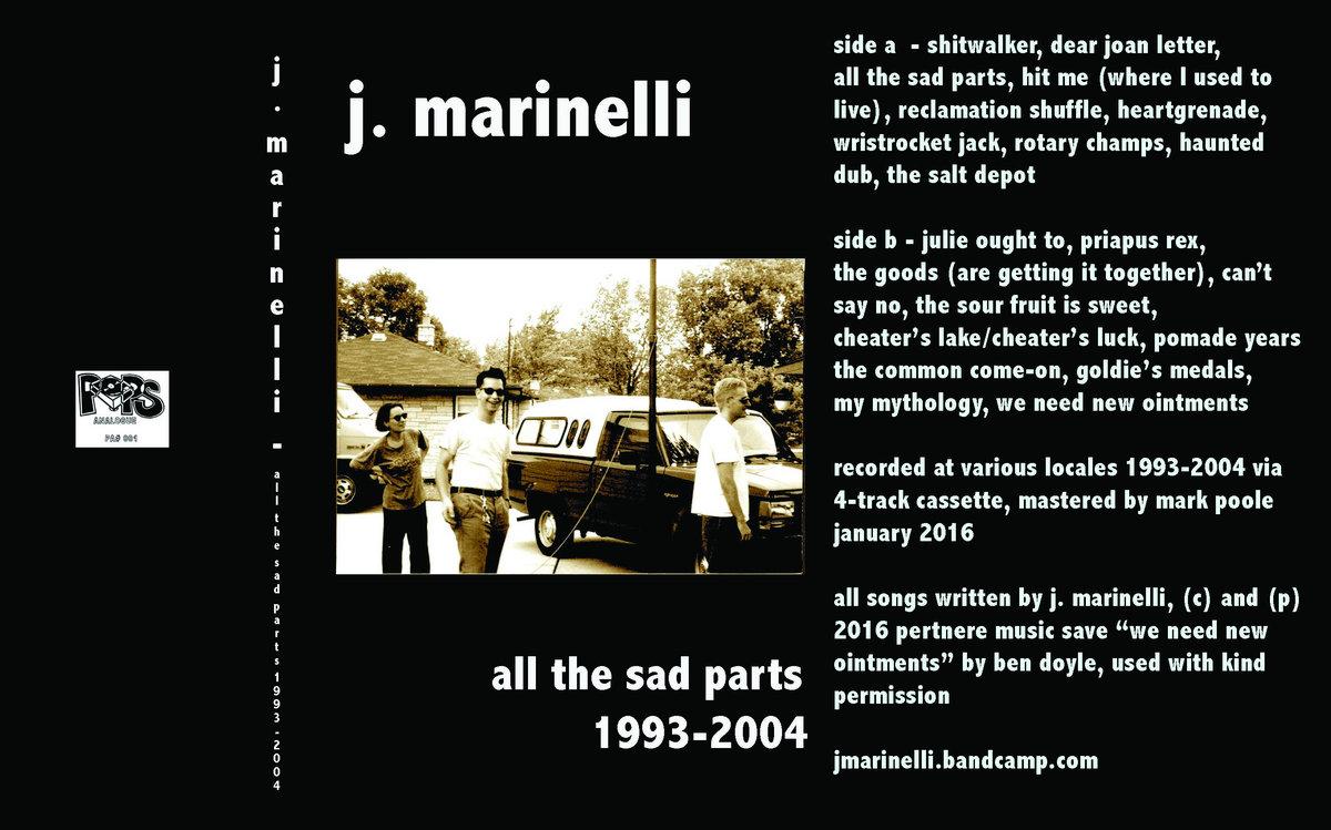 Dear Joan Letter  J Marinelli