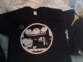 Others LP I Black T-Shirt +free button photo