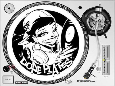 Dope Plates Slipmats (Pair) main photo