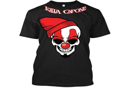 Killa Capone 'MAD CLOWN' T-Shirt main photo