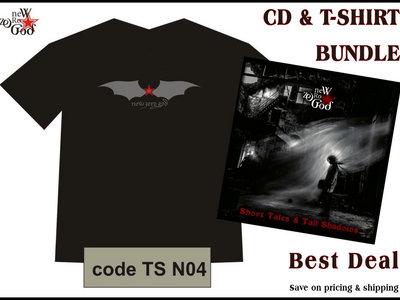 CD & T-Shirt BUNDLE Package main photo