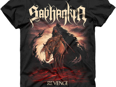 Revenge T-shirt (Black) main photo