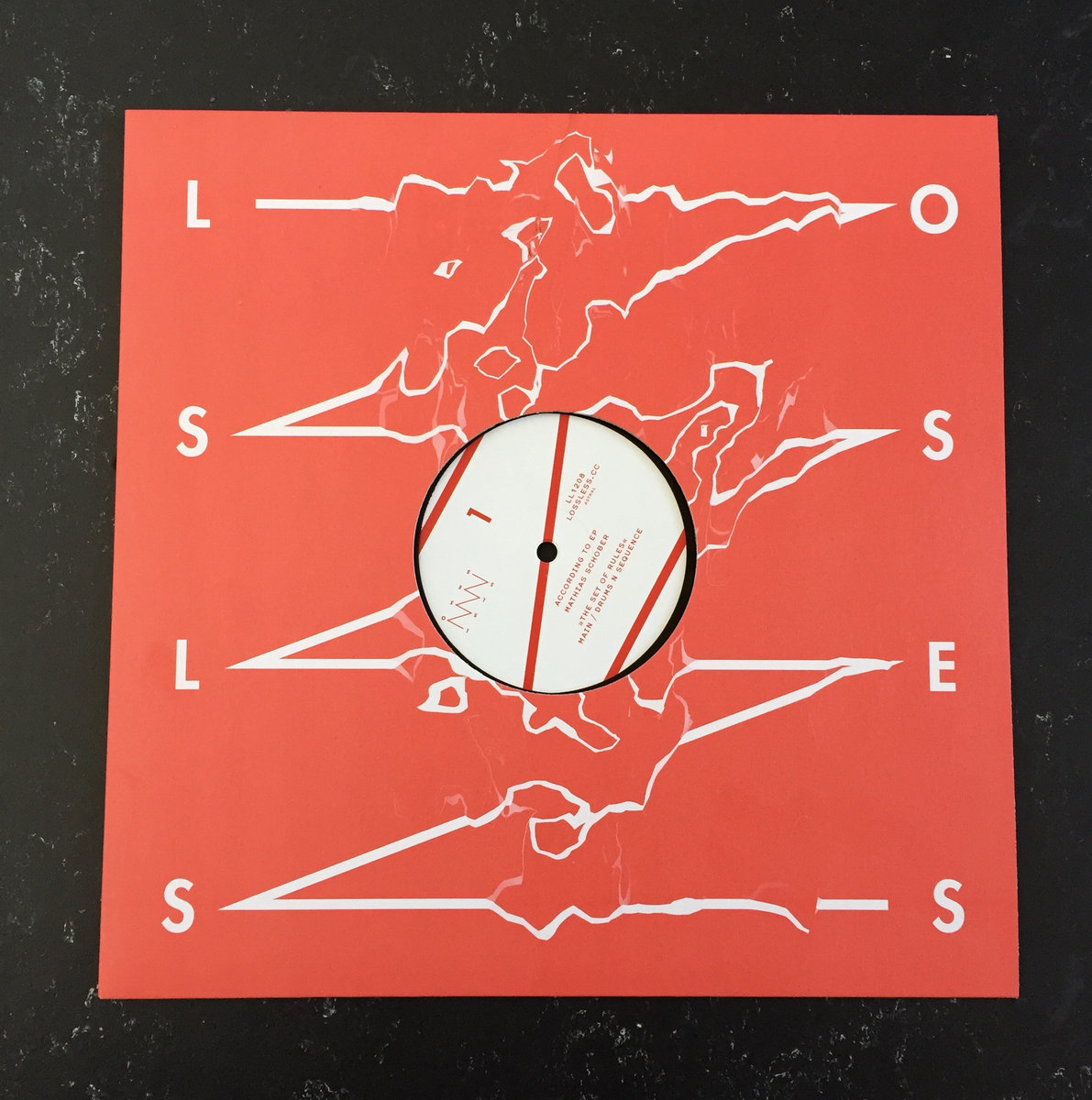 LL1208 - According To EP | LOSSLESS