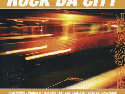 ROCK DA CITY COMPILATION re-release (CD) main photo