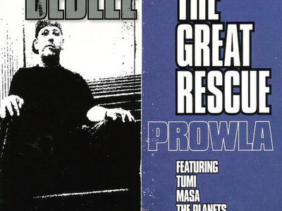 DEDLEE 'OVERDUE' / PROWLA 'THE GREAT RESCUE' re-release (CD) main photo