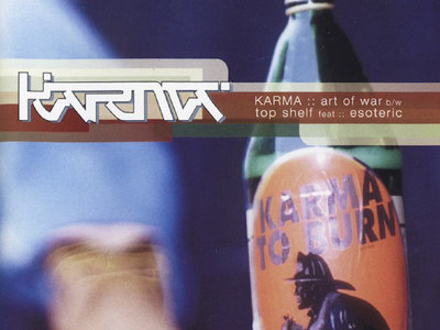 KARMA - ART OF WAR (CD) main photo