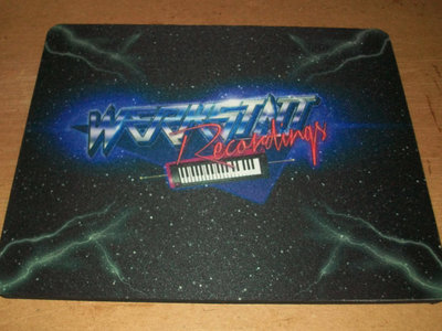 Werkstatt MousePad main photo