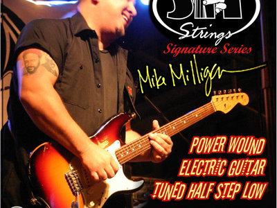 Mike Milligan SIT Signature Guitar Strings main photo