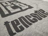 Logo t-shirt (grey) photo
