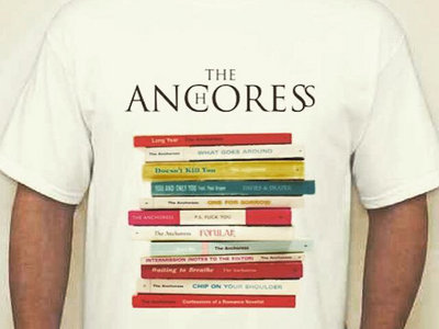 "Limited Edition The Anchoress ""Confessions Of A Romance Novelist"" T-Shirt Technicolour main photo"