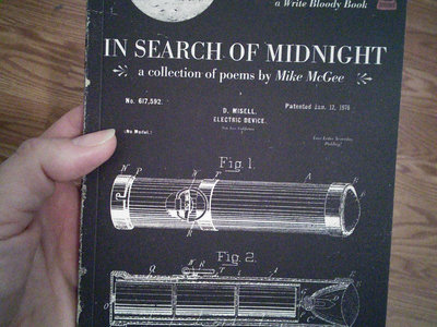 In Search of Midnight: a collection of poems by Mike McGee main photo