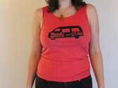 Band of Lovers Van 2016 Tank - HEATHER RED photo