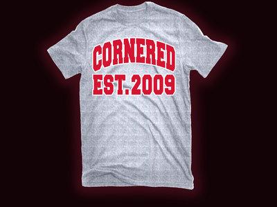 CORNERED SPORTSGREY T-shirt main photo