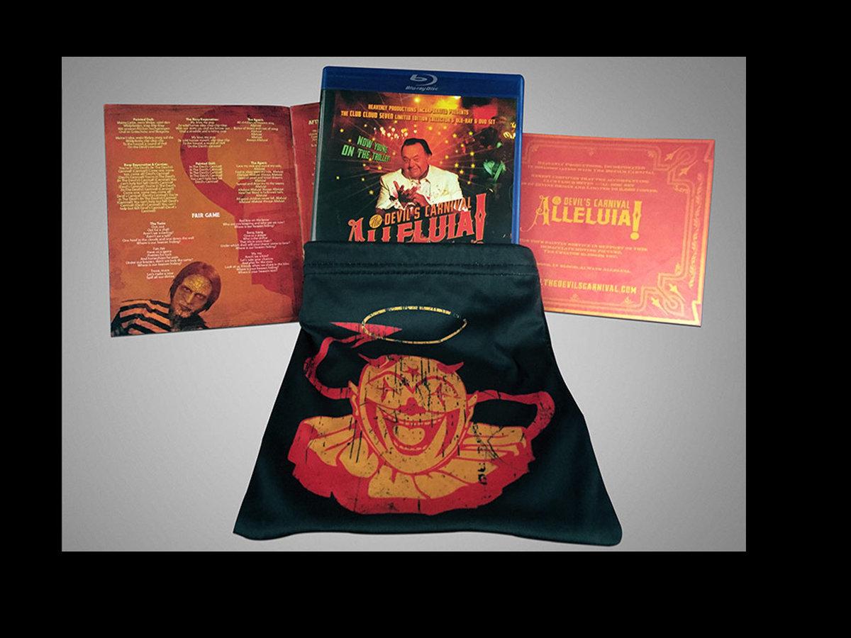 6e652add17ce Alleluia! The Devil s Carnival (DVD+Blu-Ray )  Limited Edition 6