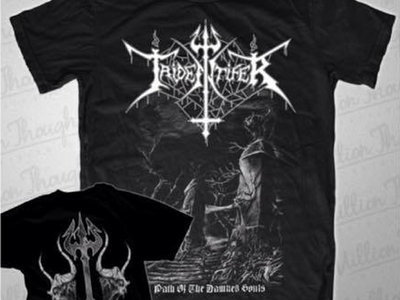 T-Shirt `PATH OF THE DAMNED SOULS´ main photo