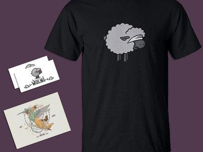#WoolSeasons Wool See Logo T-Shirt Pack [PRE-ORDER] main photo