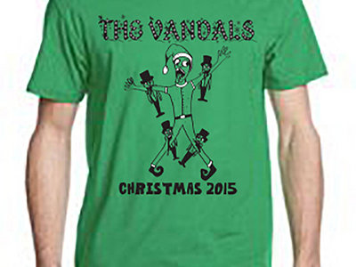 Vandals Christmas Shirt (limited edition comes with free Christmas live download! main photo