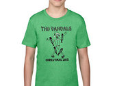 Vandals Christmas Shirt (limited edition comes with free Christmas live download! photo