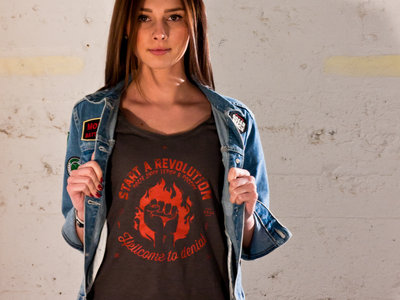 Hellcome Shirt (Limited Tour Edition) main photo