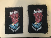 Other Side Of Darkness - (Tapestry/Back Patch) photo