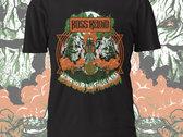 'Lung Mountain' - Boss Keloid T-Shirt Design photo