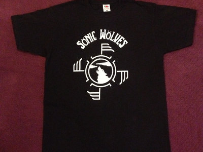 Sonic  Wolves Tshirts-- Men's/Adult sizes sold out! main photo