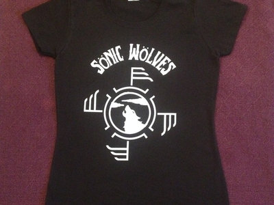 NEW!! Sonic Wolves Girlie T!! main photo