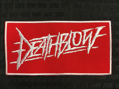 Deathblow - Logo - patch main photo