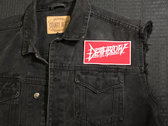 Deathblow - Logo - patch photo